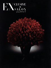 会員制情報誌「Exclucive & Salon」vol.7